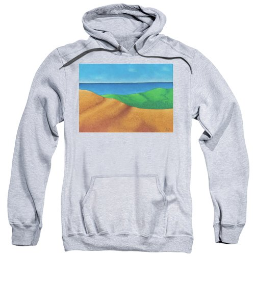 Ocean Daybreak Sweatshirt
