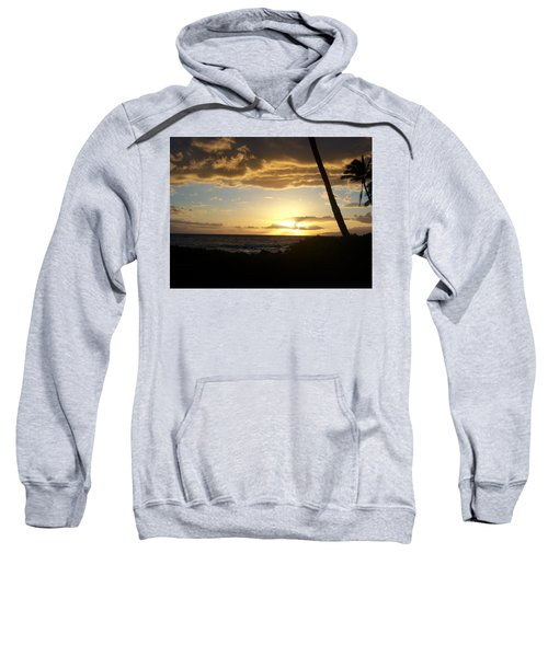 Ocean Sunset Sweatshirt