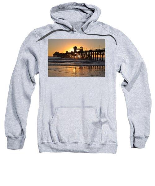 Oceanside Pier Sweatshirt