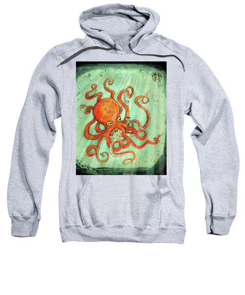 Octo Tako With Surprise Sweatshirt