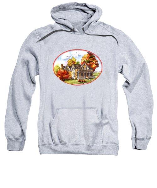 October At The Farm Sweatshirt