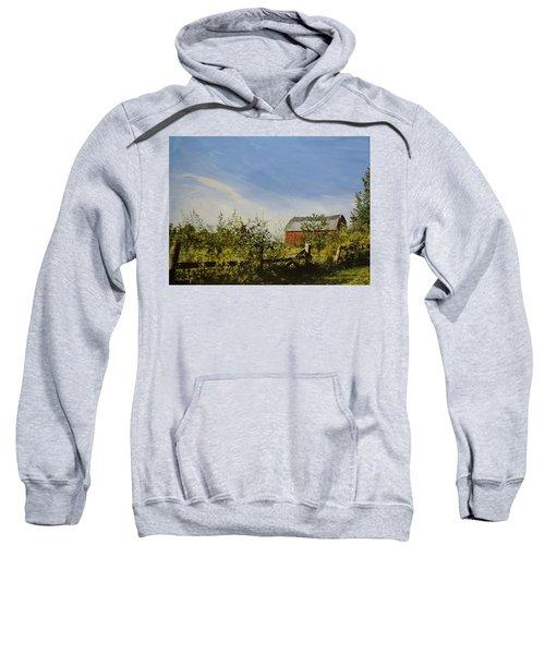 October Fence Sweatshirt