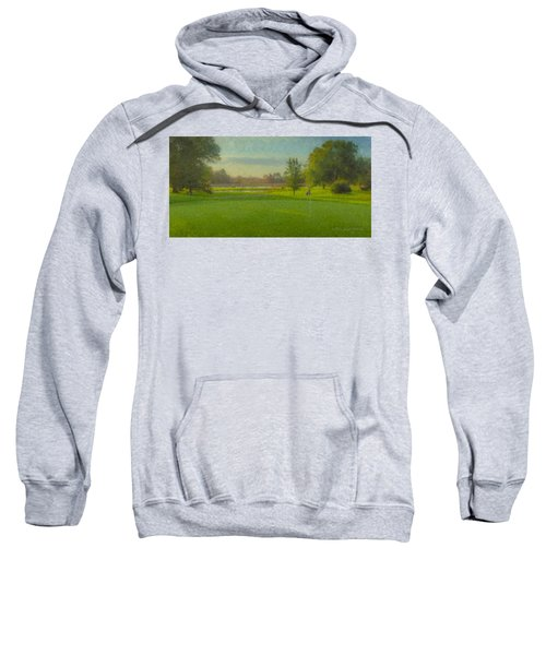 October Morning Golf Sweatshirt