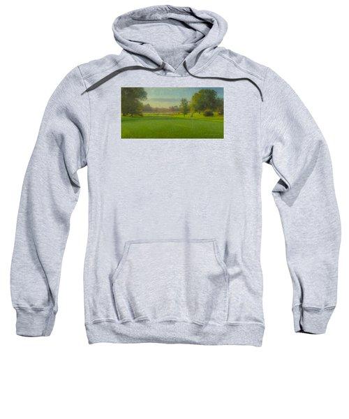 October Morning Golf Sweatshirt