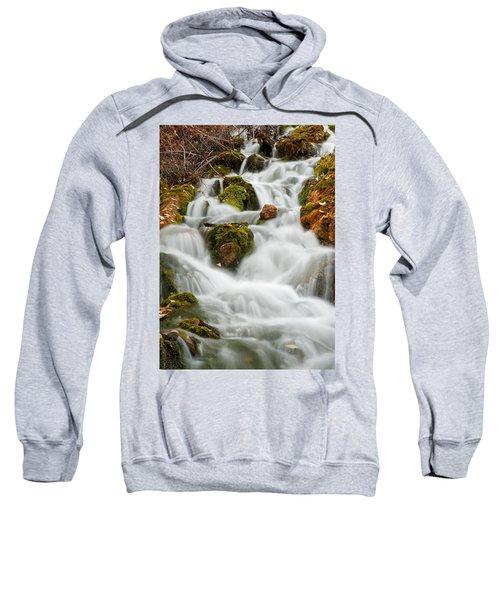 October Waterfall Sweatshirt