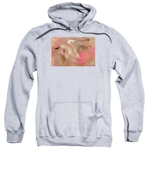 Ode To A Swan 2015 Sweatshirt