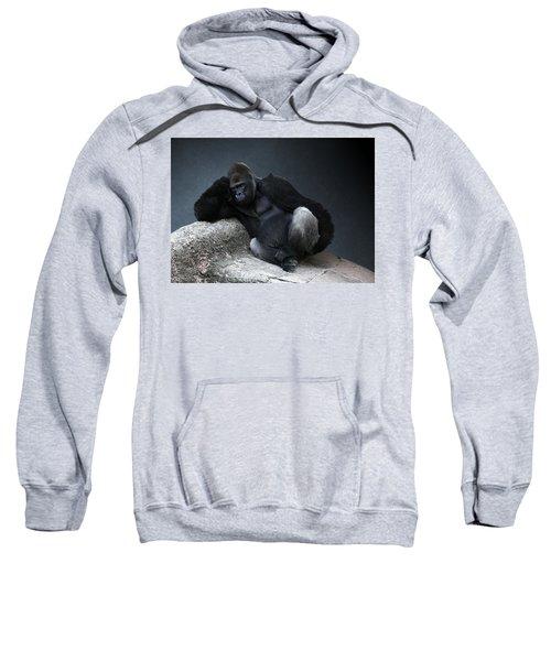 Off Duty Gorilla Sweatshirt
