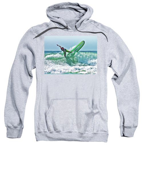 Off The Top Sweatshirt