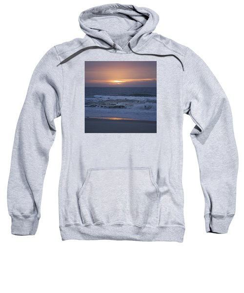Office View Sweatshirt by Betsy Knapp