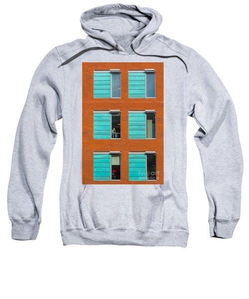 Office Windows Sweatshirt