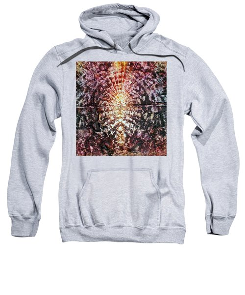 35-offspring While I Was On The Path To Perfection 35 Sweatshirt