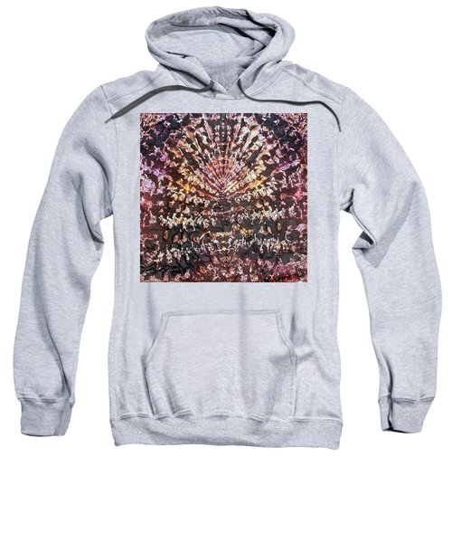 41-offspring While I Was On The Path To Perfection 41 Sweatshirt