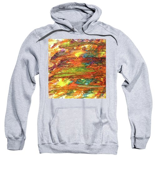 5-offspring While I Was On The Path To Perfection 5 Sweatshirt