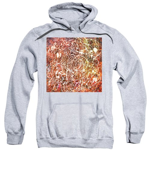 7-offspring While I Was On The Path To Perfection 7 Sweatshirt