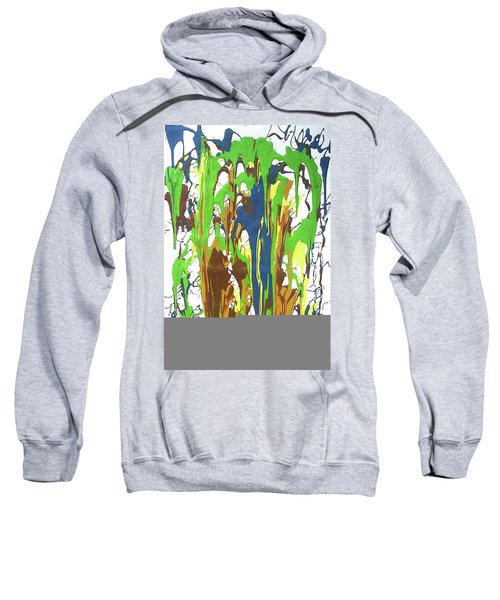 9-offspring While I Was On The Path To Perfection 9 Sweatshirt