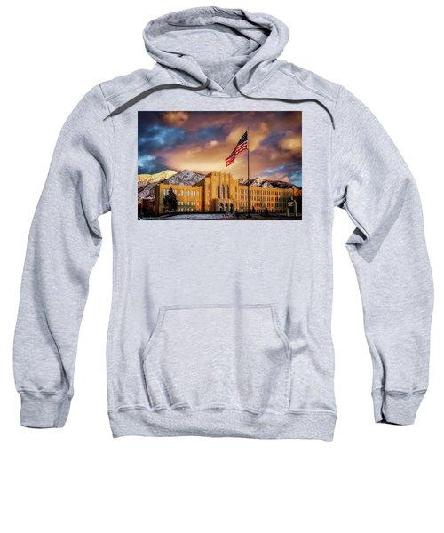 Ogden High School At Sunset Sweatshirt
