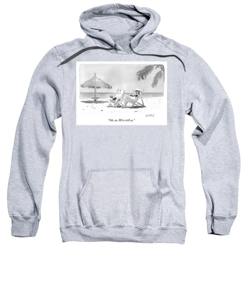 Oh No Sweatshirt