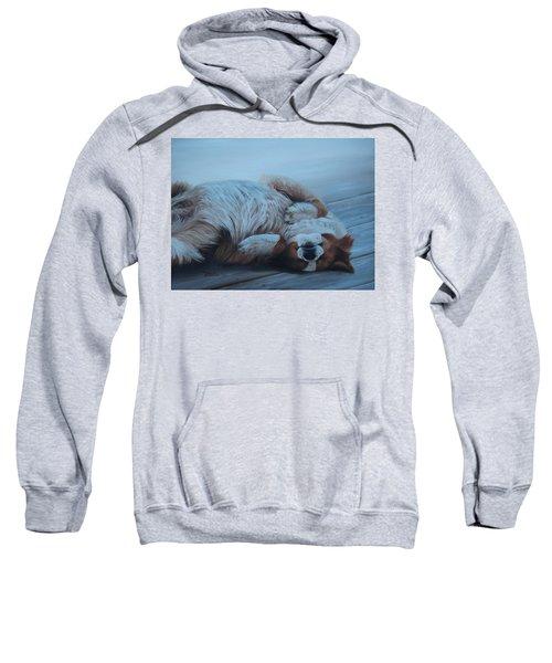 Dog Gone Tired Sweatshirt