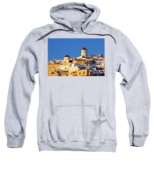 Oia Windmill Sweatshirt