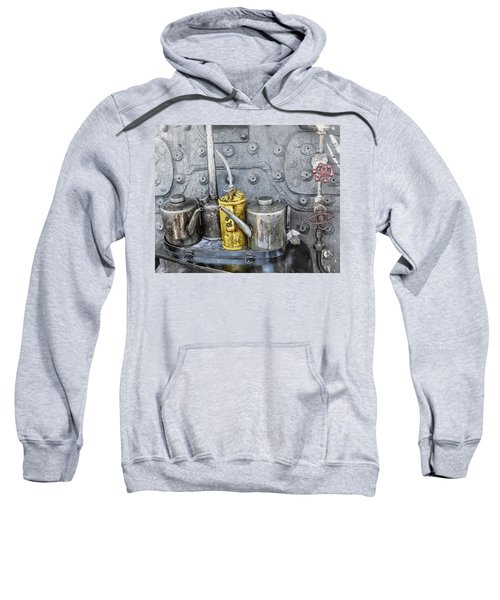 Oil Cans Sweatshirt