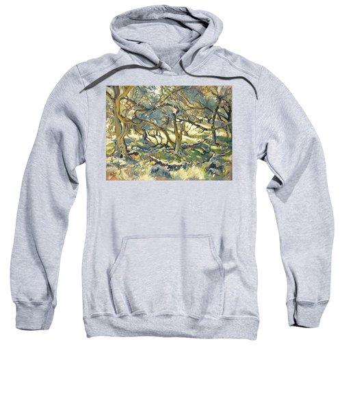 Oilve Grove Marmari Beach Sweatshirt