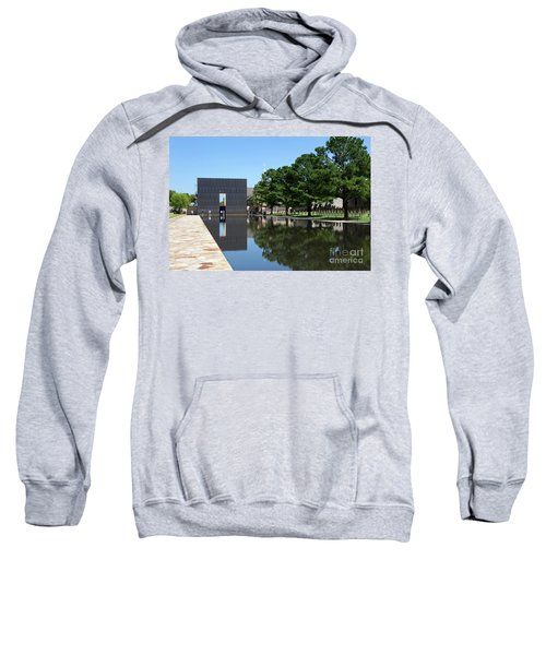Oklahoma City National Memorial Bombing Sweatshirt
