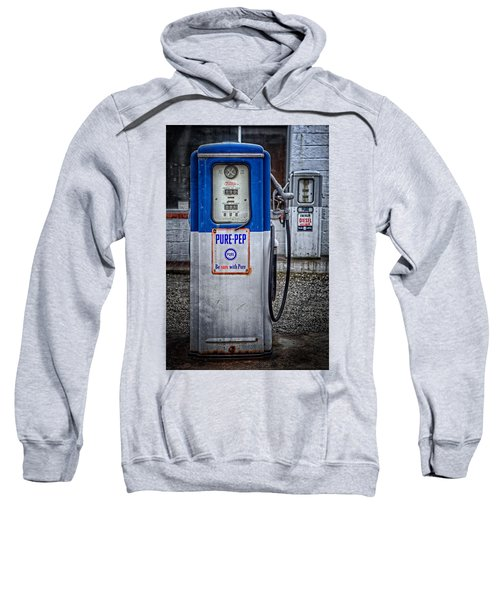 Old And Rusty  Pump  Sweatshirt