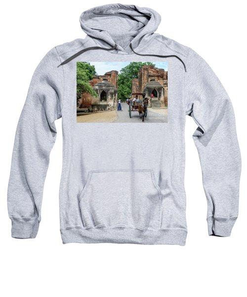 Old Bagan Sweatshirt