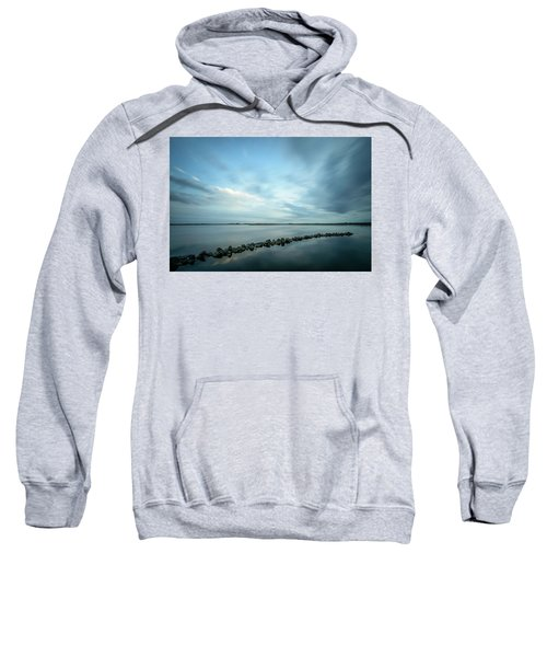 Old Blue Morning Sweatshirt