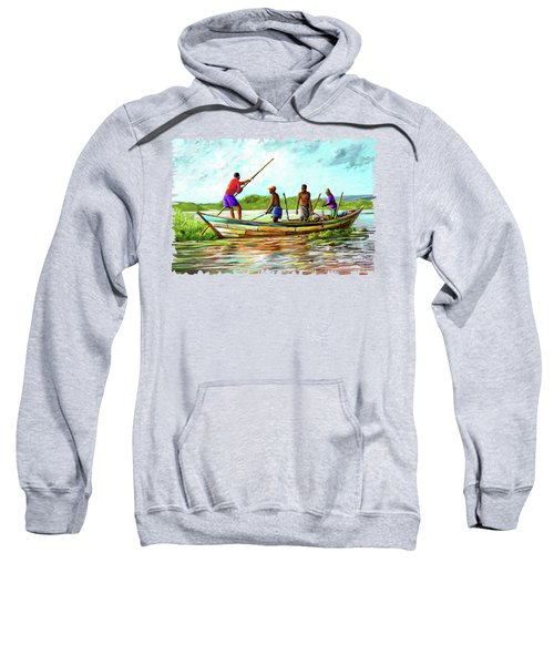 Old Boat Sweatshirt