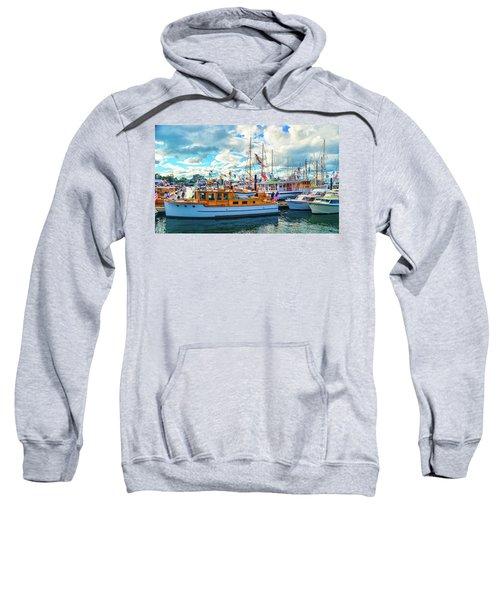 Old Boats Sweatshirt