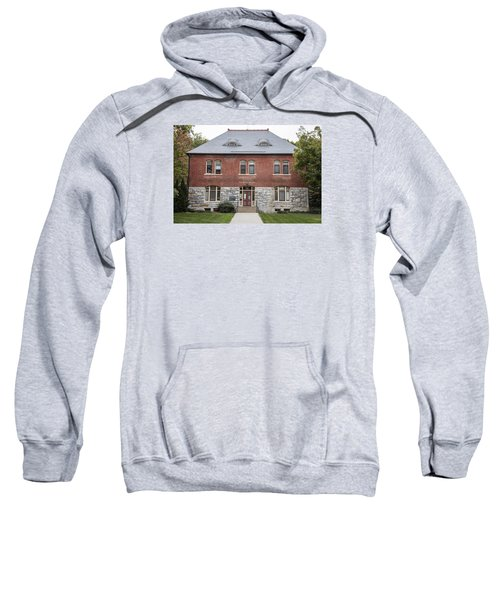Old Botany Building Penn State  Sweatshirt by John McGraw