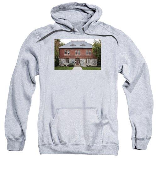 Old Botany Building Penn State  Sweatshirt