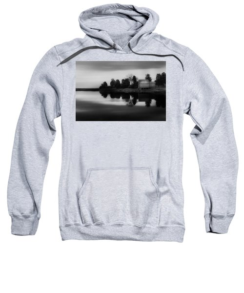 Sweatshirt featuring the photograph Old Cape Cod by Bill Wakeley