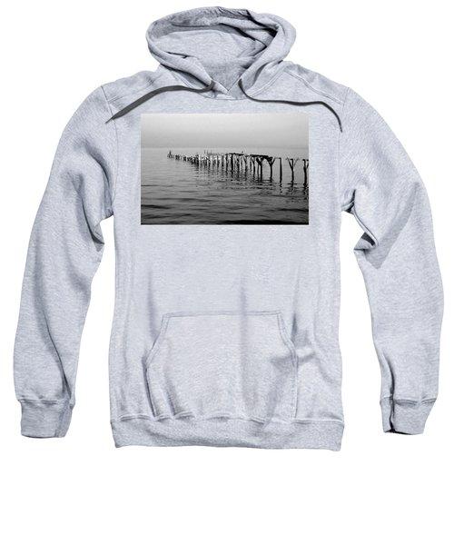 Old Dock  Sweatshirt