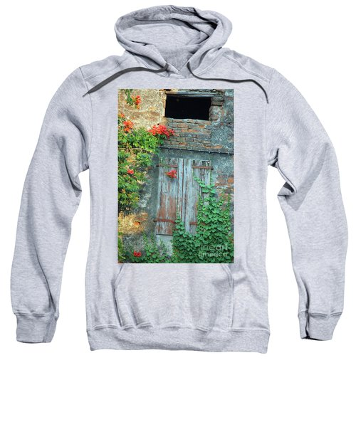 Old Farm Door Sweatshirt