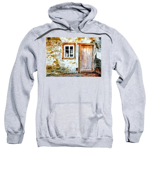 Old Farm House Sweatshirt