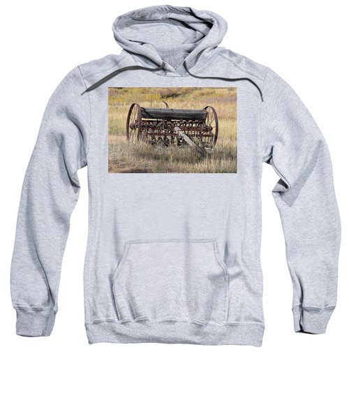 Farm Implament Westcliffe Co Sweatshirt
