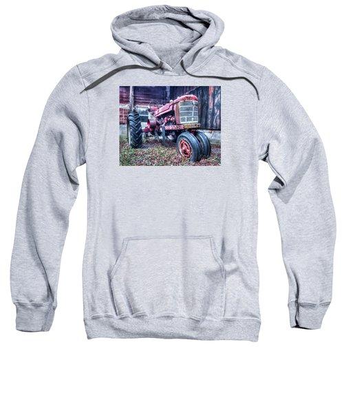 Old Farm Tractor Sweatshirt