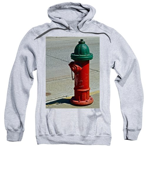 Old Fire Hydrant Sweatshirt