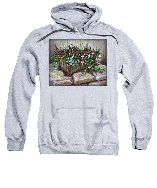 Old Flower Box Sweatshirt