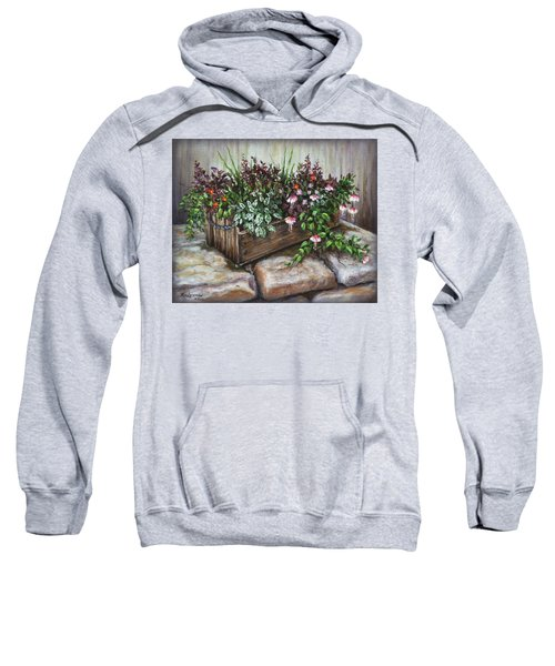 Old Flower Box Sweatshirt
