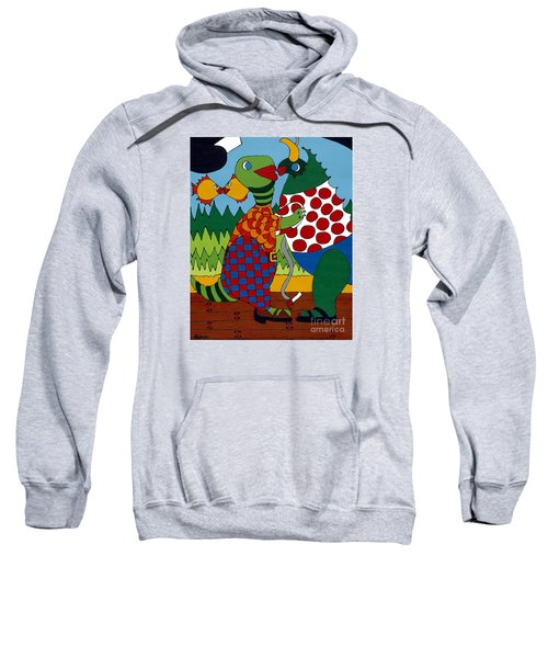 Old Folks Dancing Sweatshirt