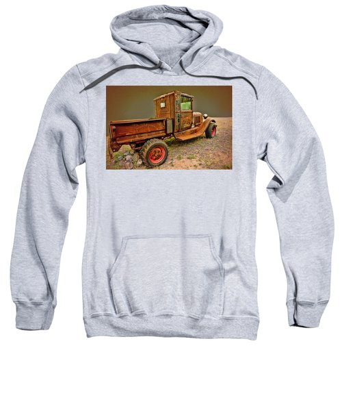 Old Ford Pickup Sweatshirt