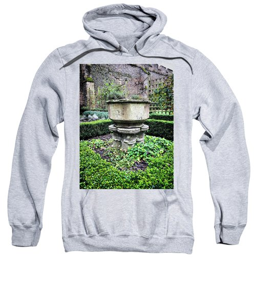 Old Garden Stone Trough Sweatshirt