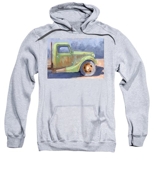 Old Green Ford Sweatshirt