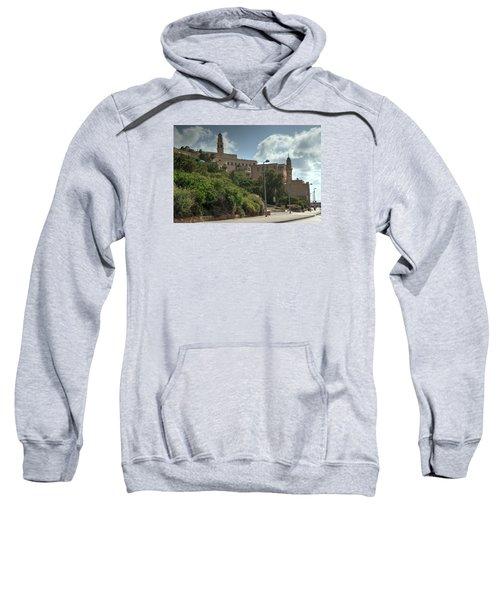 Old Jaffa Port 2 Sweatshirt
