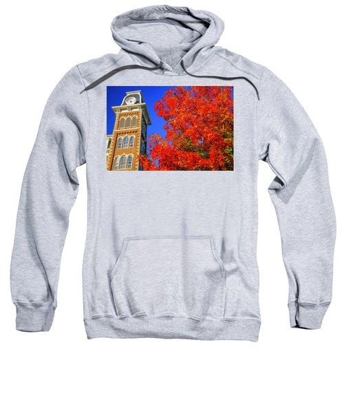 Old Main Maple Sweatshirt by Damon Shaw