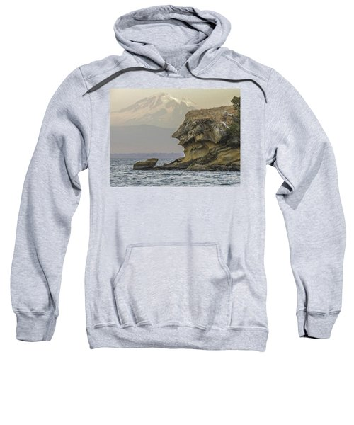 Old Man And The Mountain Sweatshirt