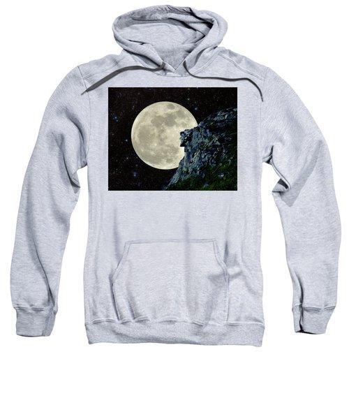 Old Man / Man In The Moon Sweatshirt